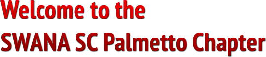 Welcome to the SWANA SC Palmetto Chapter
